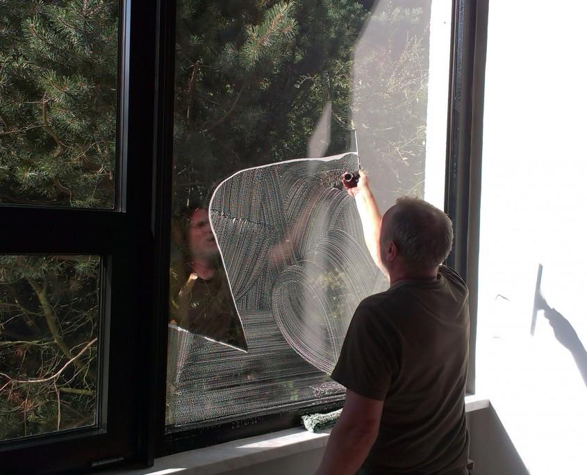 Postavební mytí a leštění oken Ostrava