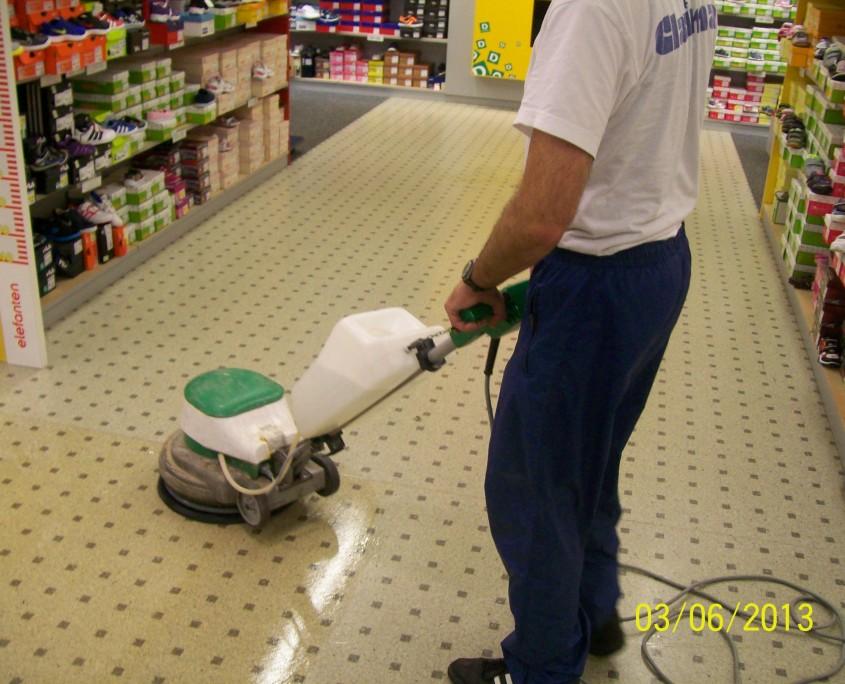 Generální čištění podlah Brno