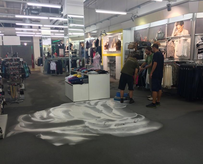 Strojní čištění koberců a podlah Brno